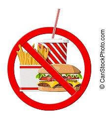 cibo, digiuno, allowed., no