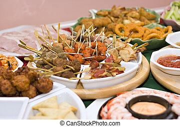 cibo, festa