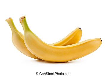 cibo, frutta, banana