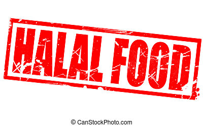 cibo, halal