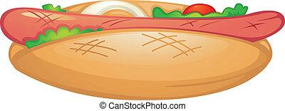 cibo, illustrazione