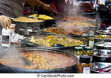 cibo, indiano