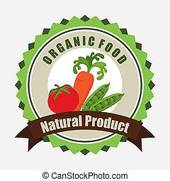 cibo, organico