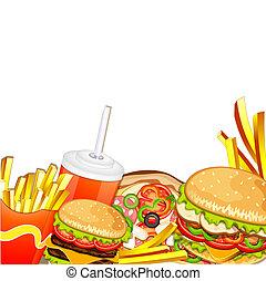 cibo, products., digiuno