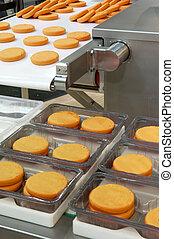 cibo, produzione