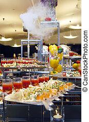 cibo, ristorazione