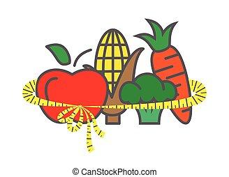 cibo, salute, dieta