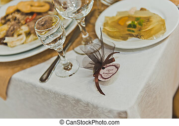 cibo, tavola, 5224., decorazioni festa