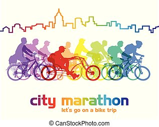 ciclismo, grupo