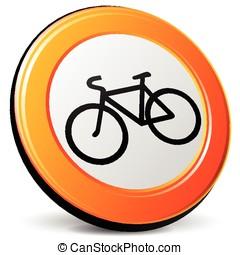 ciclo, icono