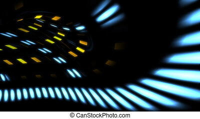 ciclo line - Abstract background with light
