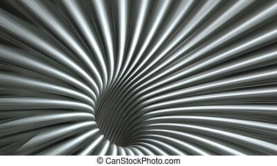 ciclo steel tube - Hi tech abstract background