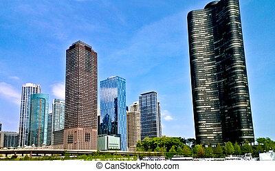 cidade,  Chicago