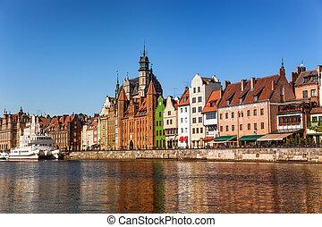 cidade,  Gdansk