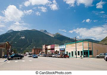 cidade, montanha, mineração, histórico