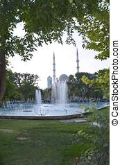cidade, parque