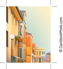 cidade, rua, provincial