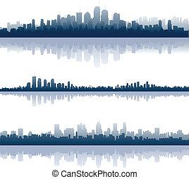 cidade, skylines