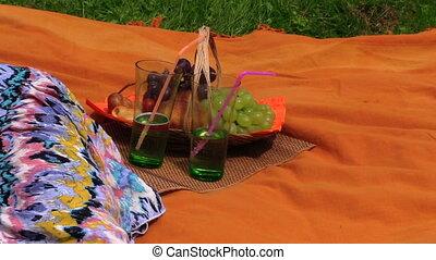 cider glass woman