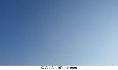 ciel bleu, conception, fond, éléments, beauté