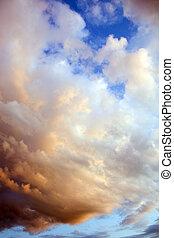 ciel dramatique