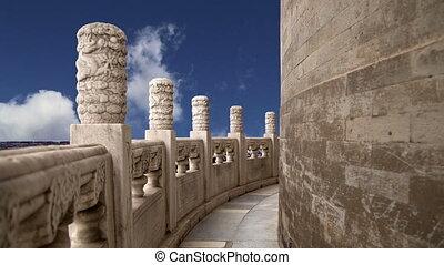 ciel, temple, porcelaine, beijing