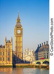 cielna ben, w, londyn