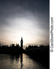 cielna, parlament, ben, domy