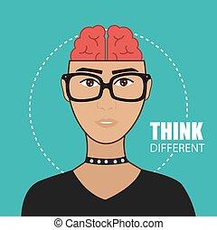 cielna, pojęcia, z, młody, umysły