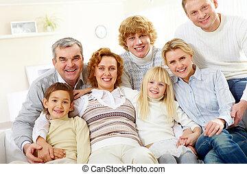 cielna, rodzina