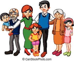 cielna, rodzina, razem