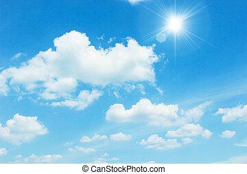 cielo claro