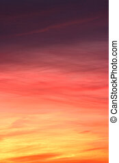 cielo, colorito, struttura