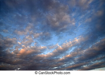 cielo drammatico