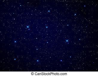 cielo, estrellas