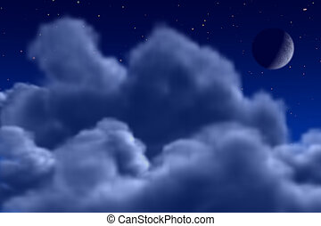 cielo, noche