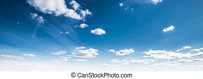 cielo, nubi, arte, alba, fondo