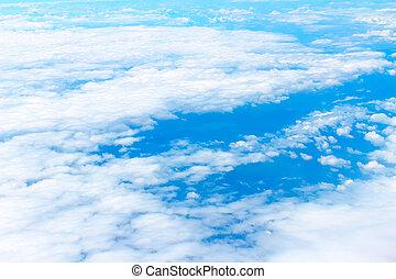 cielo, nuvoloso