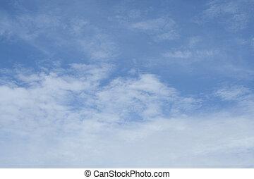 cielo, plano de fondo