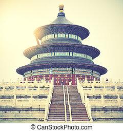 cielo, templo