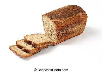 ciemny chleb