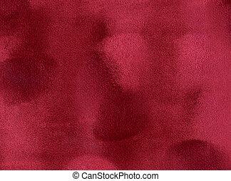 ciemny, texture., czerwony