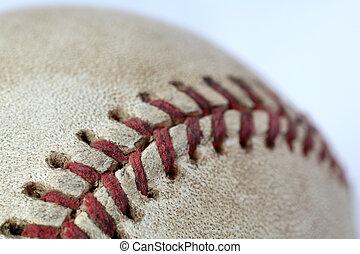 cierre, beisball, arriba