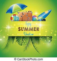 cieszyć się, lato, powołanie