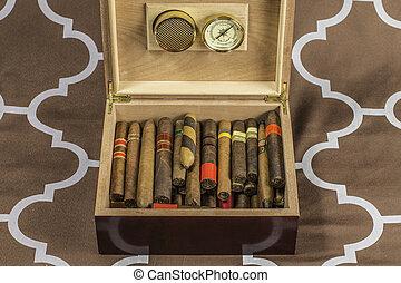 Cigar Humidor 2