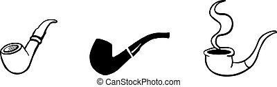 cigar icon isolated on white background