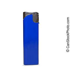 Cigarette Lighter isolated on white