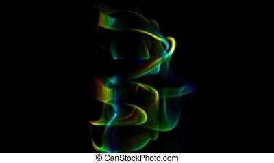 Cigarette Smoke color