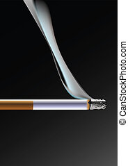 Cigarette - Smoking is death