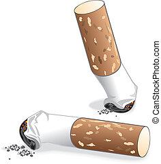 Stub - Cigarette Stubs